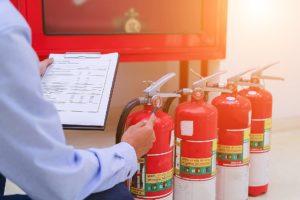 Курсы по проверке знаний устройства и эксплуатации огнетушителей