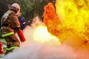 Пожарная безопасность. Пожарно-технический минимум